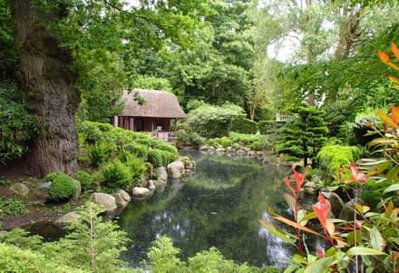 Le Manoir Japanese Garden