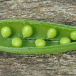 peas in a pod