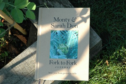 Monty and Sarah Don Book Fork to Fork